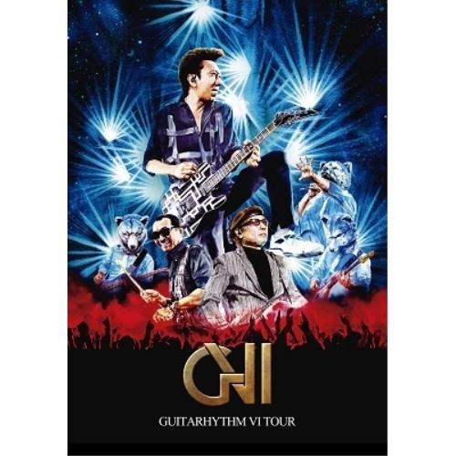 DVD/布袋寅泰/GUITARHYTHM VI TOUR (本編DVD+特典DVD+2CD) (初回生産限定Complete Edition)