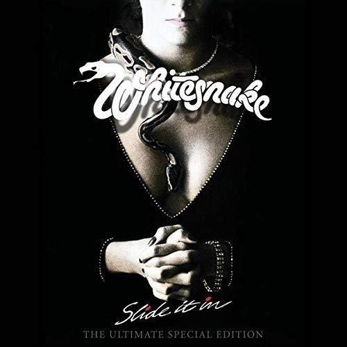 CD/ホワイトスネイク/スライド·イット·イン アルティメット·スペシャル·エディション (6SHM-CD+DVD) (アルティメット·スペシャル·エディション盤)