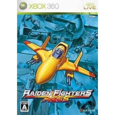 中古XBOX360ソフト RAIDEN FIGHTERS ACES