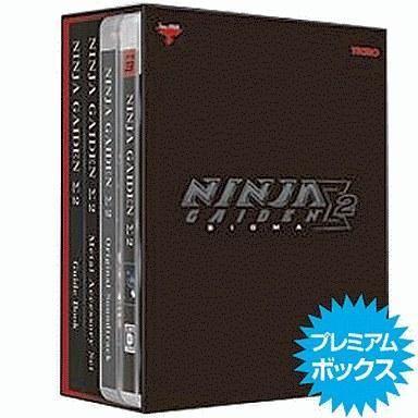 中古PS3ソフト NINJA GAIDEN SIGMA2[限定版] suruga-ya