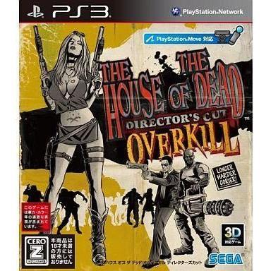 中古PS3ソフト THE HOUSE OF THE DEAD:オーバーキル(18歳以上対象)|suruga-ya
