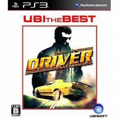 中古PS3ソフト ドライバー:サンフランシスコ[Best版]|suruga-ya