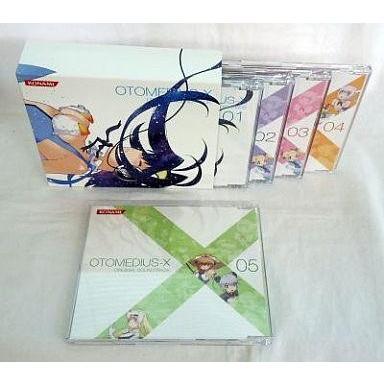 中古アニメ系CD OTOMEDIUS-X オトメディウスエクセレント ORIGINAL SOUNDTRACK[BOX付5枚組セット]