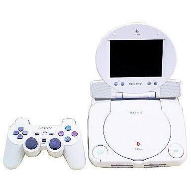 中古PSハード PS-ONE+LCDモニターコンボ