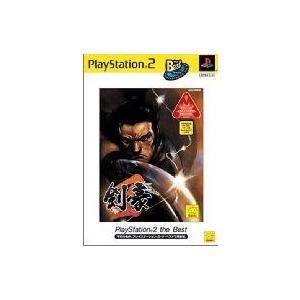 中古PS2ソフト 剣豪 2 [PlayStation 2 The Best]|suruga-ya