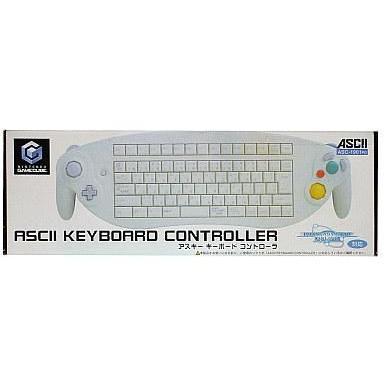 中古NGCハード アスキーキーボードコントローラ