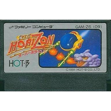 中古ファミコンソフト オーバーホライゾン (箱説なし)