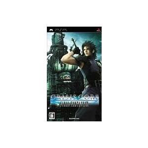 中古PSPソフト クライシスコア ファイナルファンタジーVII suruga-ya
