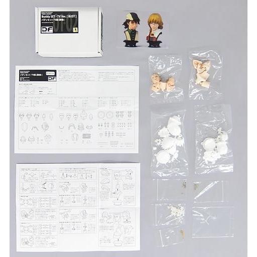 中古フィギュア バディセット TV版[胸像] 「TIGER&BUNNY」 1/6 レジンキャストキット