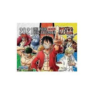 新品カレンダー ワンピース 海賊暦-勇猛- 2021年度卓上カレンダー|suruga-ya