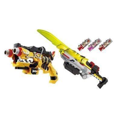 中古おもちゃ ガブルキャノンDXセット 「獣電戦隊キョウリュウジャー」|suruga-ya