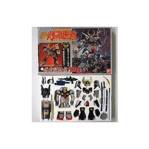 中古おもちゃ [破損品/付属品欠品] 武者頑駄無 摩亜屈 -ムシャガンダム Mk.II- 「リアルタイプ 武