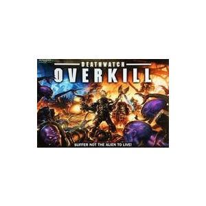 中古ミニチュアゲーム デスウォッチ・オーバーキル 「ウォーハンマー40.000」 (Deathwatch: Overkill) [DW1-60]