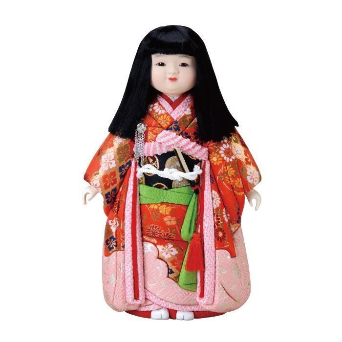 01-229 御所市松(女) ボディ(玩具)