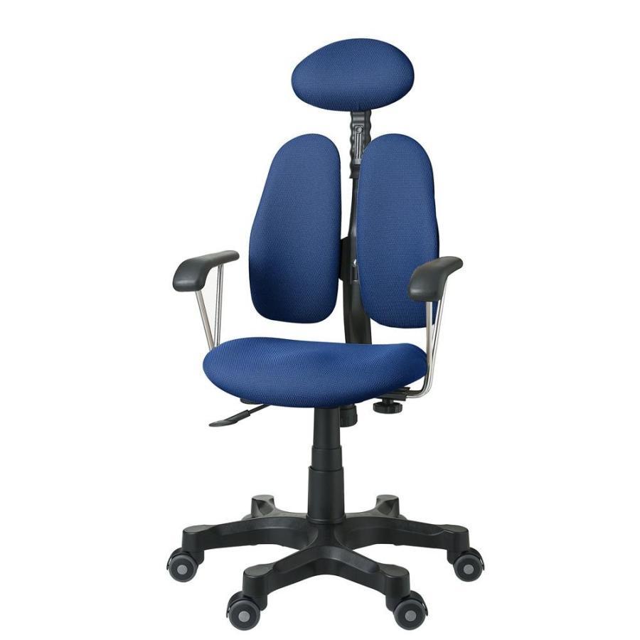 回転椅子 DR-7900SP(DOT DR-7900SP(DOT 青)(家具 イス テーブル)