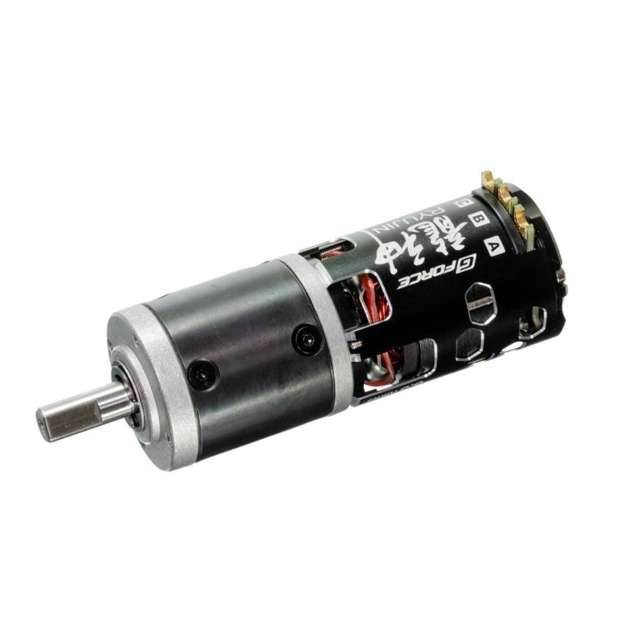 G Force Ryujin 10.5T Brushless Motor + IG36P 1/14 Dカット軸