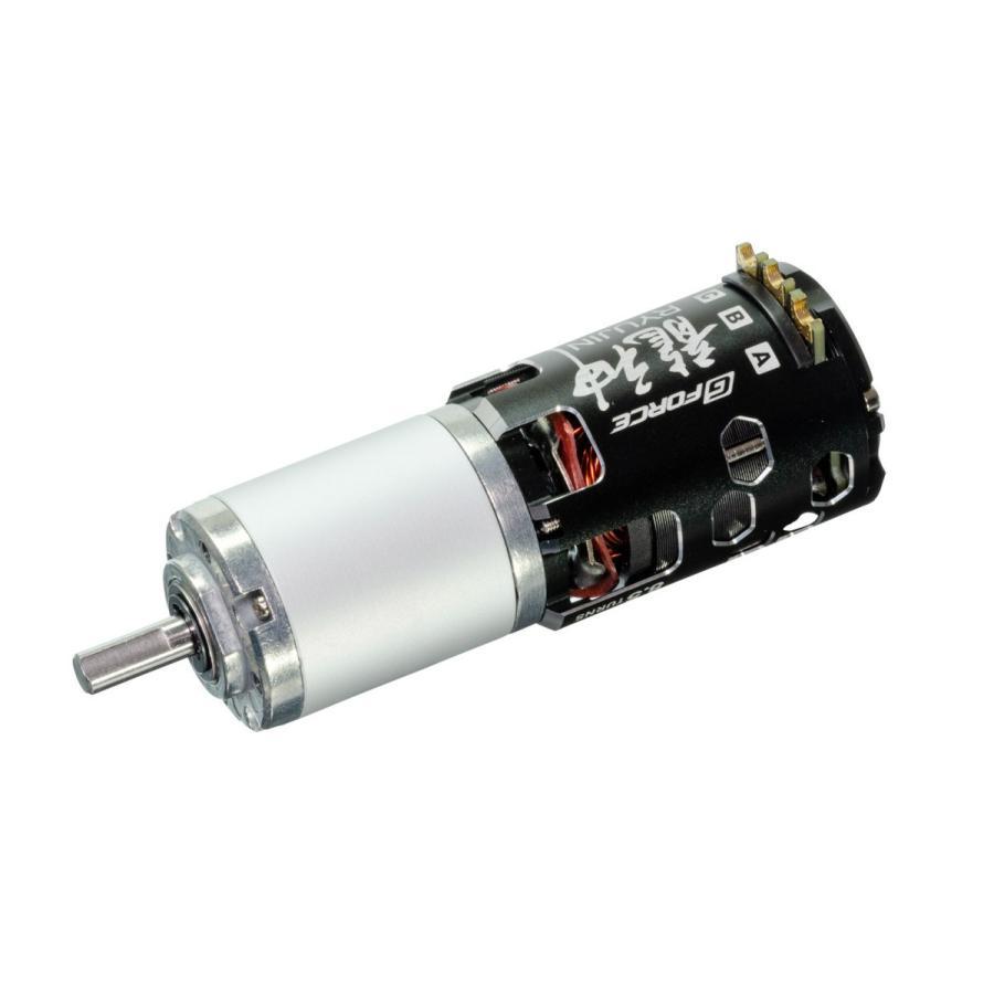 G Force Ryujin 13.5T Brushless Motor + IG32 1/721 Dカット 6mm軸