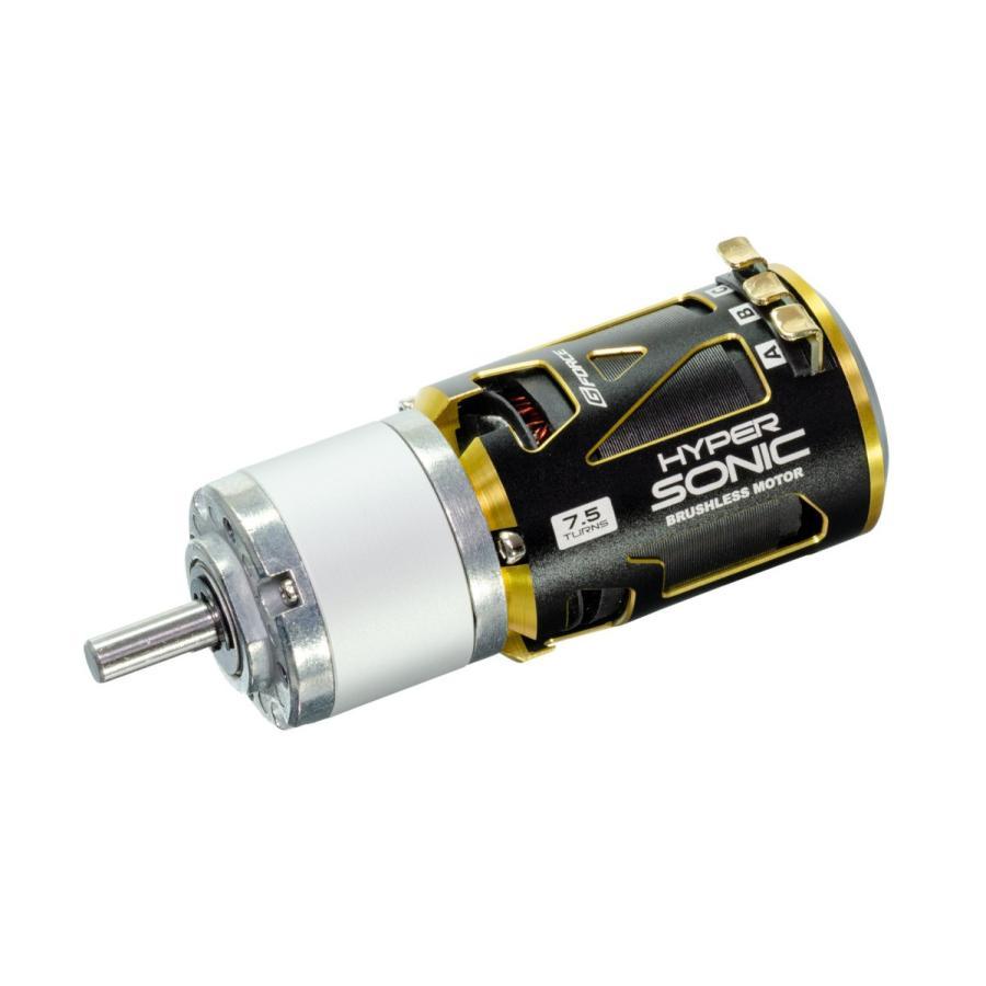 G Force Hyper Sonic 7.5T BrushlessMotor + IG32 1/19 Dカット 6mm軸