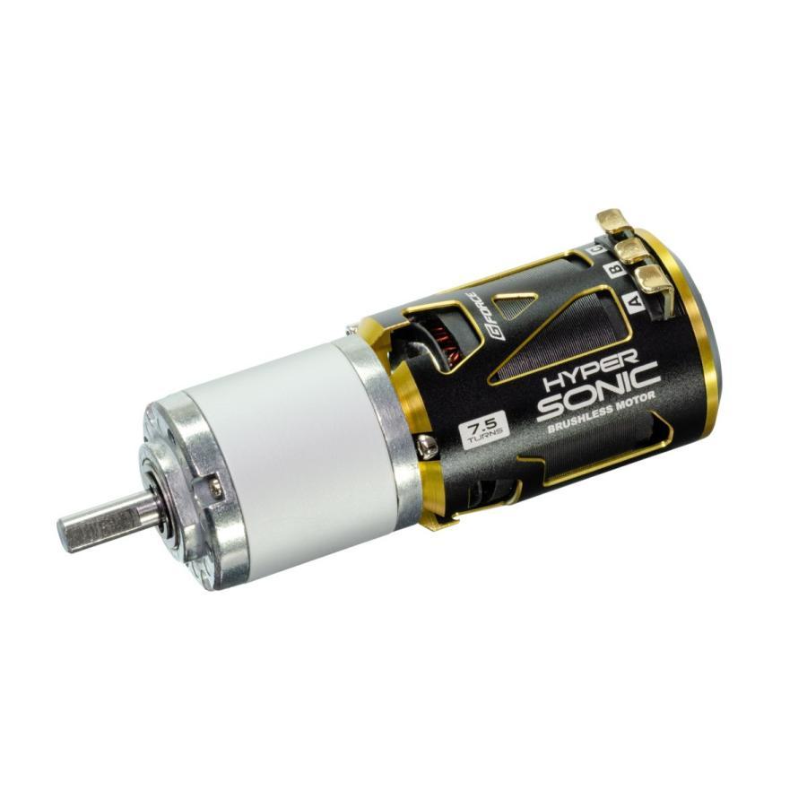 G Force Hyper Sonic 7.5T BrushlessMotor + IG32 1/71 Dカット 6mm軸 オールメタル仕様