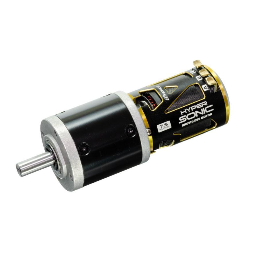 G Force Hyper Sonic 7.5T BrushlessMotor + IG42C 1/84 丸軸 オールメタル仕様
