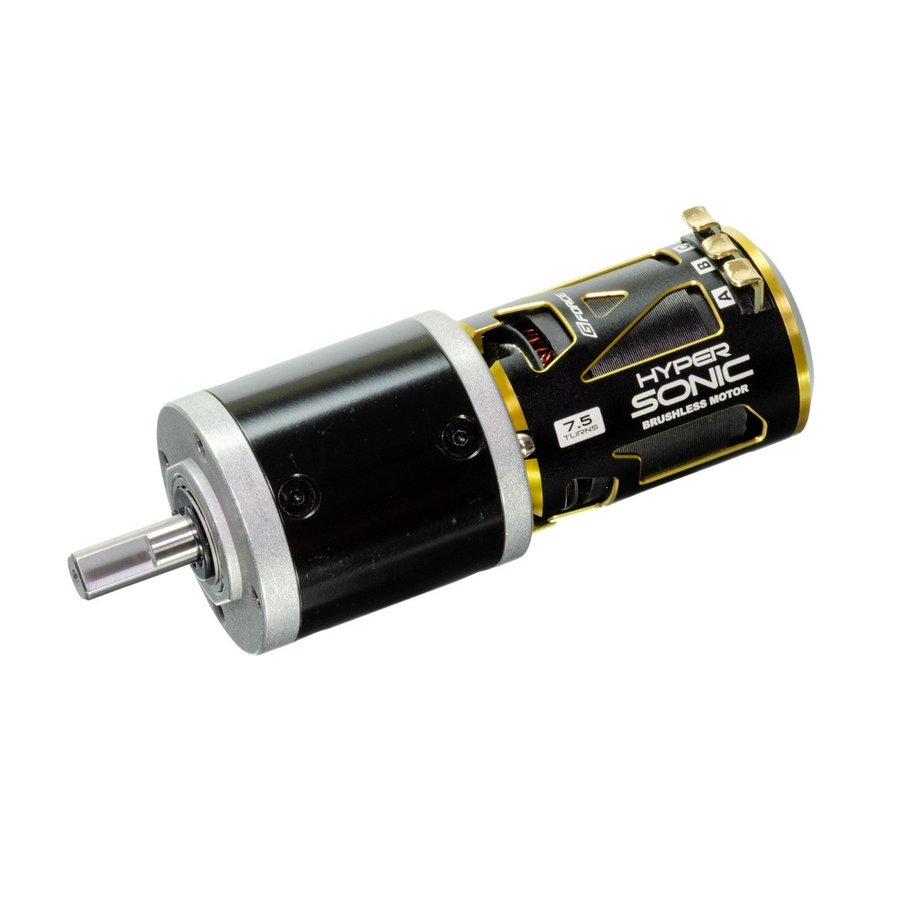 G Force Hyper Sonic 7.5T BrushlessMotor + IG42C 1/104 Dカット軸