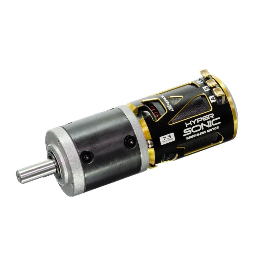 G Force Hyper Sonic 8.5T BrushlessMotor + IG36P 1/19 Dカット軸 オールメタル仕様