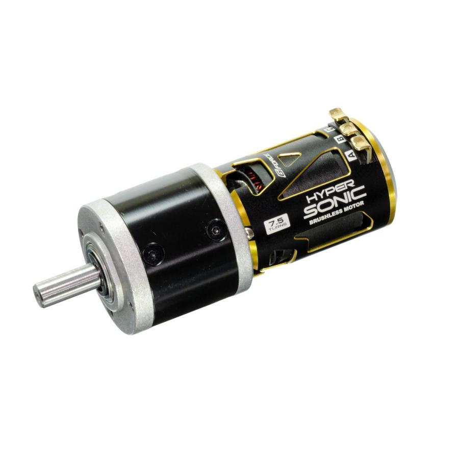 G Force Hyper Sonic 8.5T BrushlessMotor + IG42C 1/14 丸軸