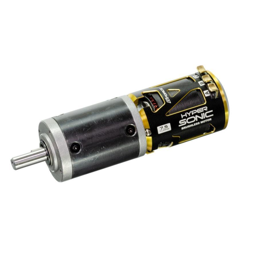 G Force Hyper Sonic 10.5T BrushlessMotor + IG36P 1/71 Dカット軸