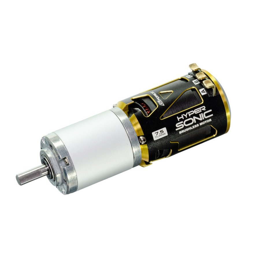 G Force Hyper Sonic 13.5T BrushlessMotor + IG32 1/721 Dカット 6mm軸