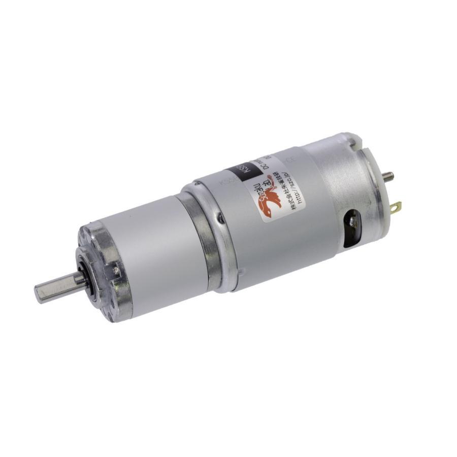 小型DCギヤードモータ KS5ND-IG32-139-D6-METAL