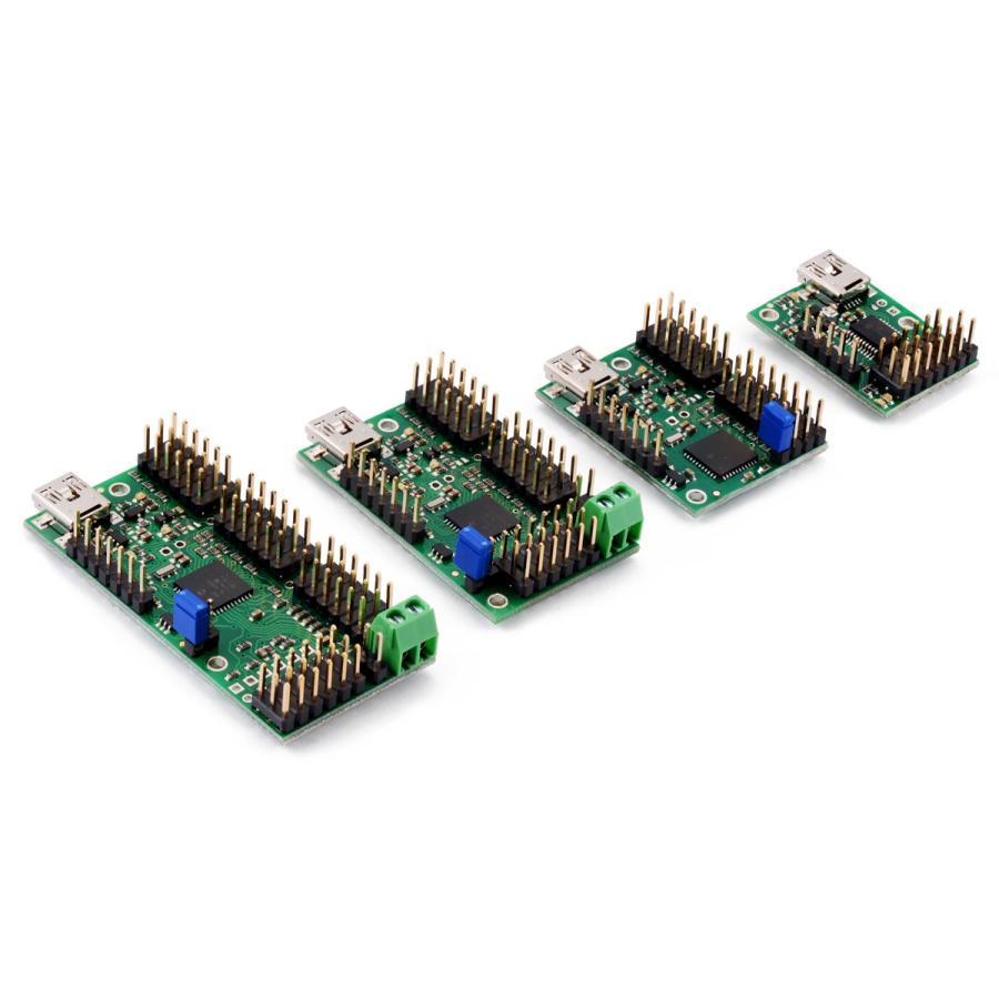 Pololu Mini Maestro 12チャンネル USBサーボコントローラ (組立済み) suzakulab 02