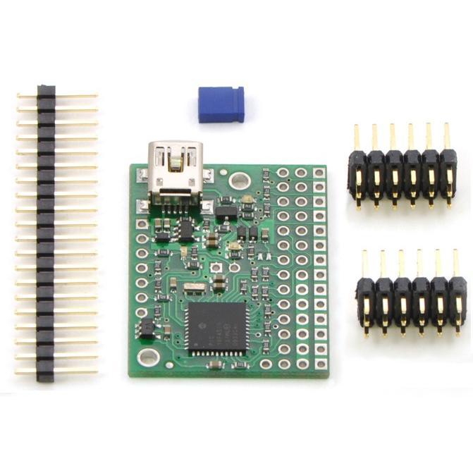 Pololu Mini Maestro 12チャンネル USBサーボコントローラ (組立済み) suzakulab 04