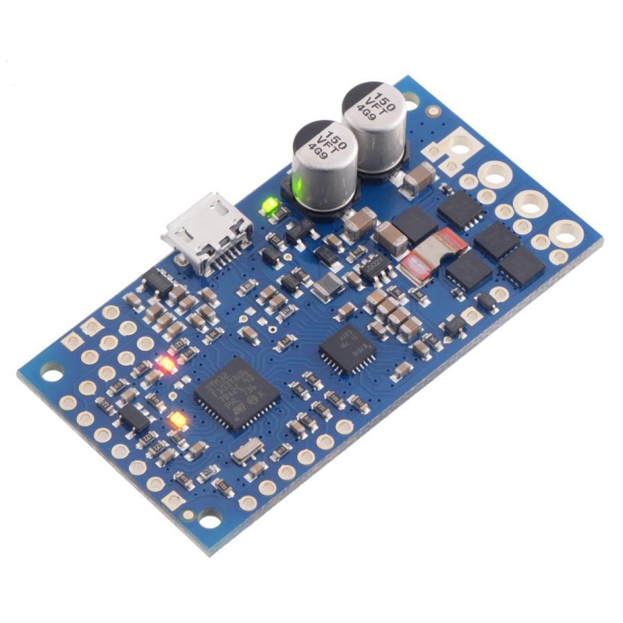 Pololu ハイパワーシンプルモータコントローラ G2 18v15|suzakulab|02