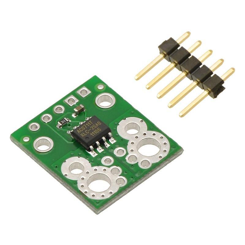 Pololu ACS711LC 電流センサ -25A-+25A suzakulab