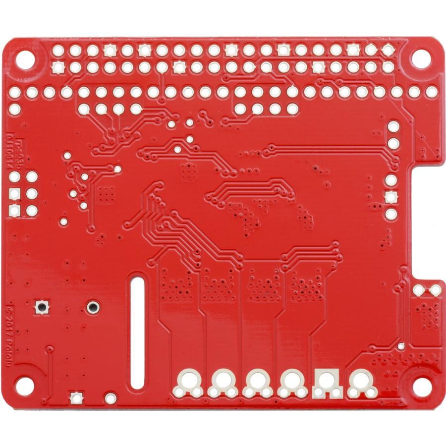 Pololu Raspberry Pi対応デュアルG2ハイパワーモータドライバ 24v14 (パーツキット)|suzakulab|05