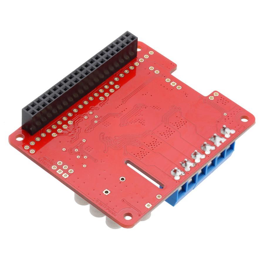 Pololu Raspberry Pi対応デュアルG2ハイパワーモータドライバ 24v14 (パーツキット)|suzakulab|06
