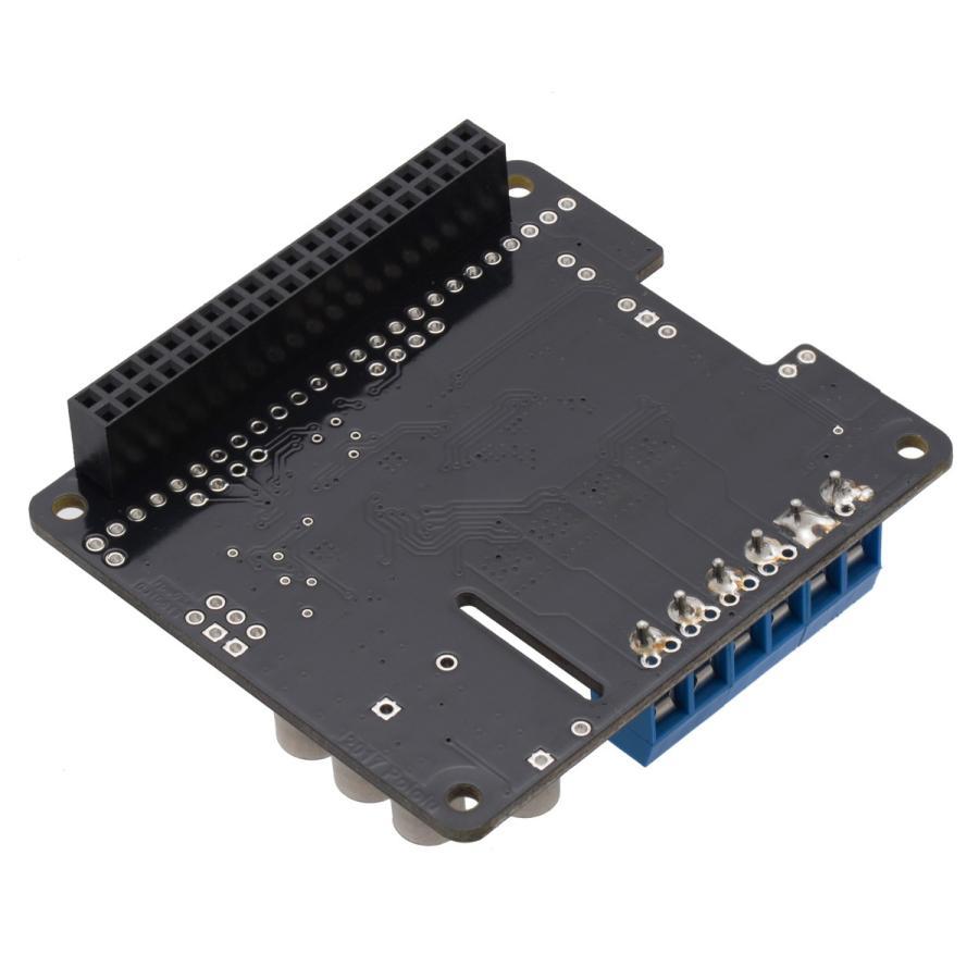 Pololu Raspberry Pi対応デュアルG2ハイパワーモータドライバ 24v18 (パーツキット)|suzakulab|06