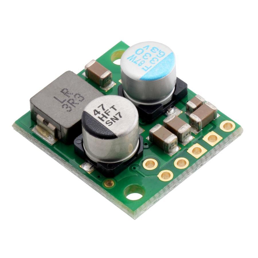 Pololu 5V 3.2A 降圧型定電圧レギュレータ D36V28F5|suzakulab