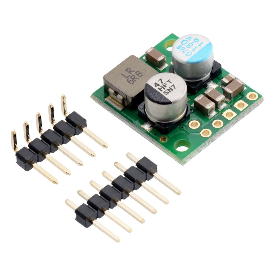 Pololu 5V 3.2A 降圧型定電圧レギュレータ D36V28F5|suzakulab|02