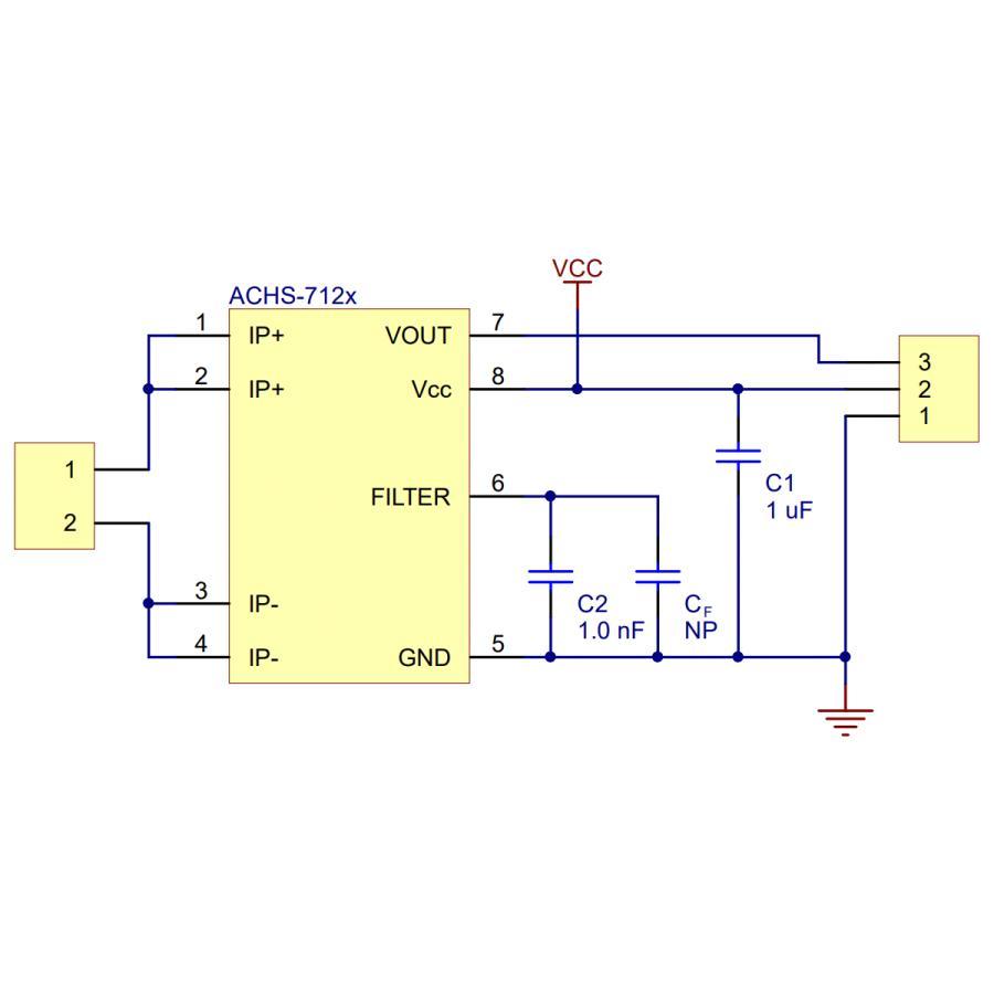 Pololu ACHS-7122電流センサ -20A〜+20A|suzakulab|04