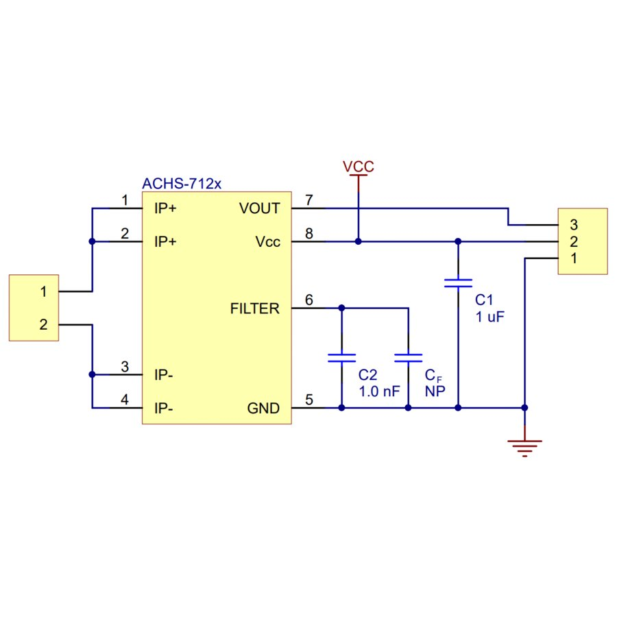 Pololu ACHS-7123電流センサ -30A〜+30A|suzakulab|04