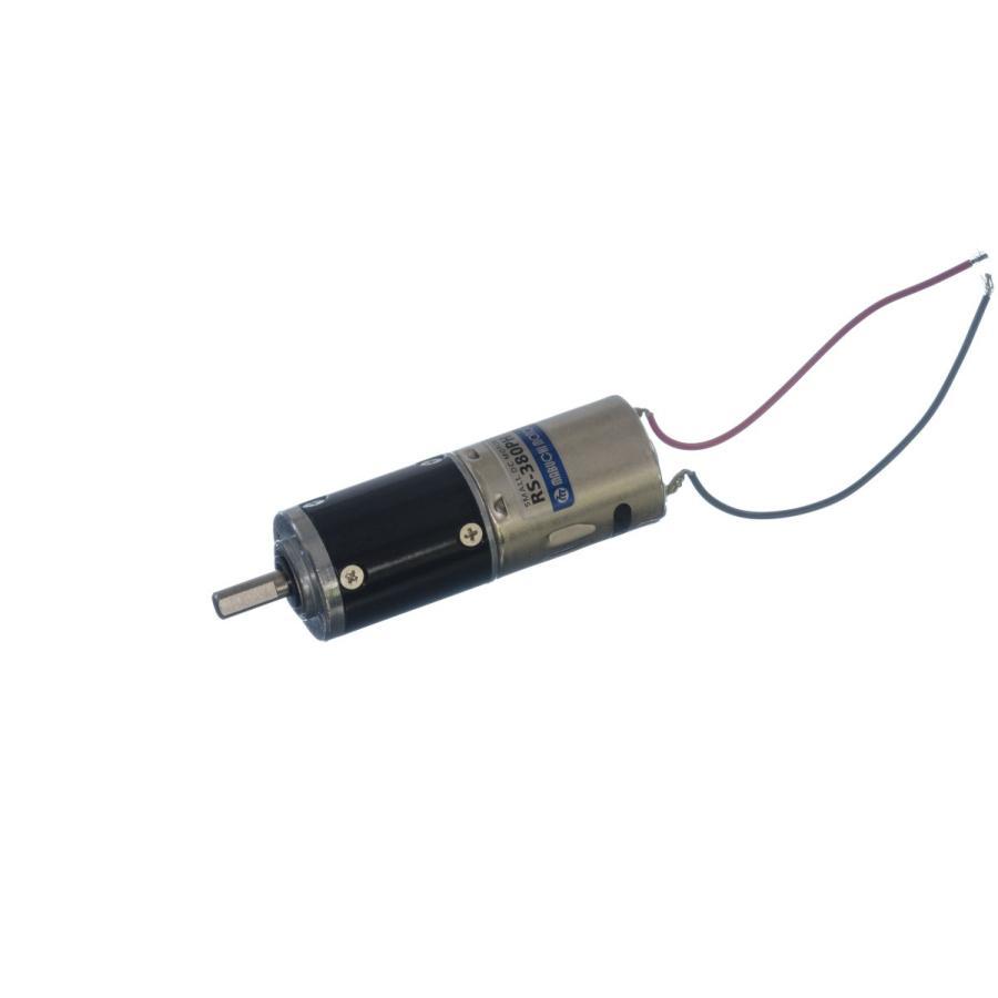 マブチモーター RS-380PH-4045 + IG28 1/100 Dカット軸