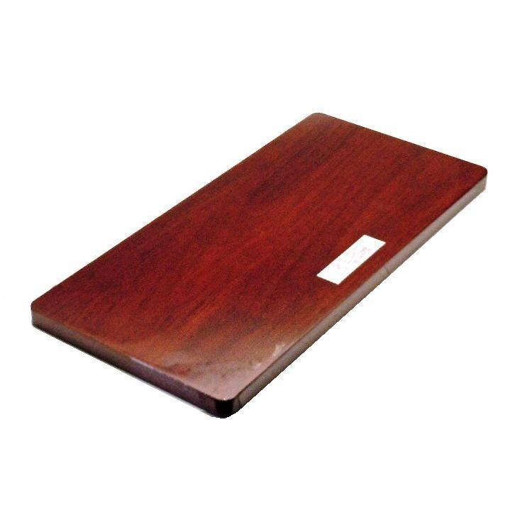 販促 ZERO HALLIBURTON ゼロハリバートン 木製ディスプレイ台座 艶あり THO 事務所 SHOPに suzion-line 05