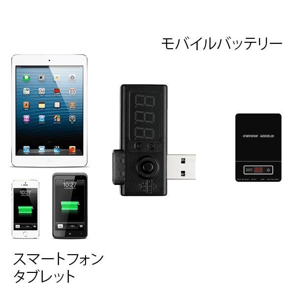 ポイント消化 値下げ USB 接続  測定 出力 自動車 携帯 充電器 パソコン PCのUSBに エアリア チェッカーズ アンペア ボルト SD-VACK suzion-line 03