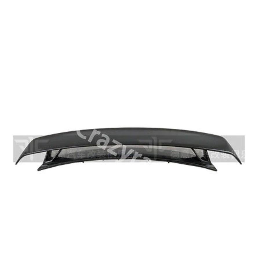 トランクリップスポイラーウイング用アウディtt 8j 08-13 ttsスタイルカーボン