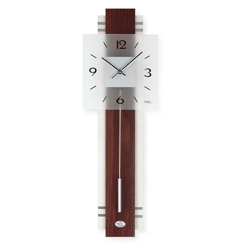 輸入時計 AMS(アームス社ドイツ製)クォーツ·壁掛け時計 AMS-7303
