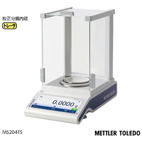 メトラー電子てんびん MS−TSMS104TS