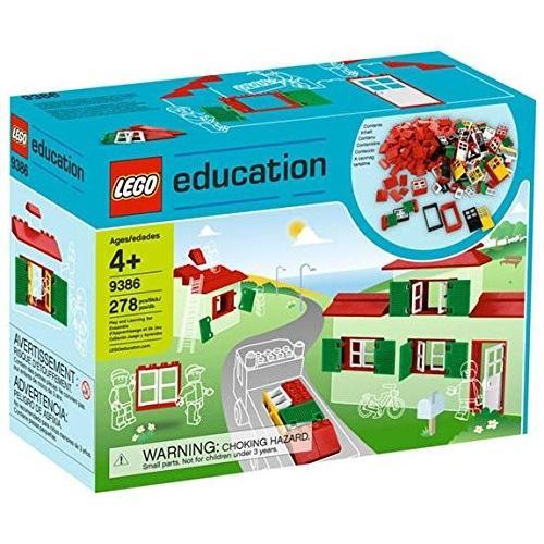 LEGO レゴ 新ドアと窓 9386 国内正規品 V95-5908|suzumori|02