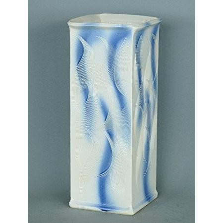 信楽焼陶器 信楽焼陶器 若鮎傘立て 高さ48.0cm