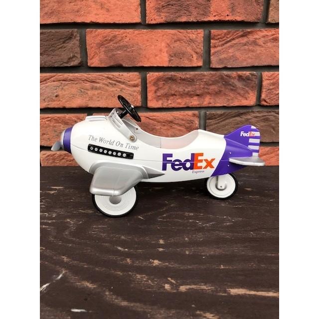FedEx Express AirPlane 飛行機型置物